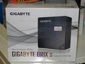 KabyLake搭載の小型ベアボーンGIGABYTE「BRIX」シリーズが販売中