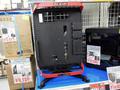 横置き・縦置き両対応のオープンフレームPCケース In Win「X-Frame 2.0」が来週発売 実売17万円