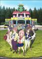 春アニメ「サクラクエスト」、キービジュアル&追加キャラを解禁! 2月15日のニコ生では最新PVも公開に