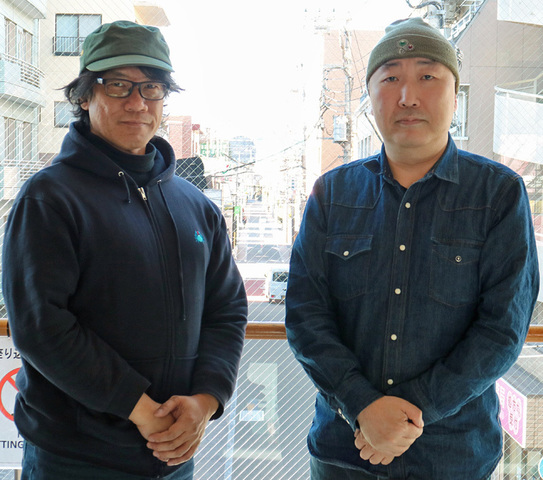米たにヨシトモ&竹田裕一郎