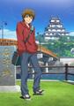 佐賀県プロデュースアニメ「おかえり」、メインビジュアル解禁! EDは同県出身の松谷さやかの新曲「大切な場所」