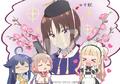 春アニメ「ひなこのーと」、公式サイトでひなまつり限定イラスト公開中! ニコ生で特番「ひなこまつり」配信