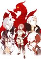 春アニメ「神撃のバハムート VIRGIN SOUL」、新キービジュアルなど最新情報を公開! 追加キャストに坂本真綾ら
