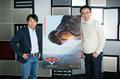 アニメ映画「カーズ/クロスロード」、初の映像特報公開! 片山右京と福澤朗がタッグでマックィーンの走行を実況