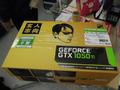 ロープロ対応のOC版GeForce GTX 1050Ti/1050ビデオカードが玄人志向から!