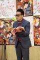 アニメ映画「名探偵コナン から紅の恋歌」、ゲスト声優・宮川大輔&吉岡里帆が公開アフレコに挑戦!