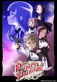 オリジナルTVアニメ「プリンセス・プリンシパル」、2017年夏放送!5人の女子高校生スパイがロンドンを舞台に大活躍