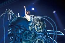 水樹奈々、2度目の東京ドーム公演「NANA MIZUKI LIVE GALAXY 2016」が、WOWOWで放送決定!