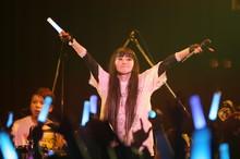 おかえり、キタエリ! 2年半ぶりのステージにキタエリストも熱狂! 喜多村英梨プレミアムライブ「零-rei-」レポート