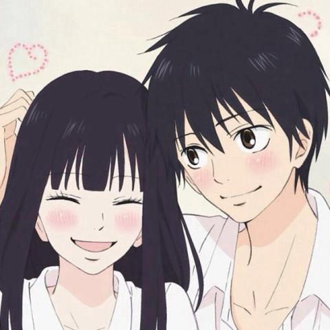 風早翔太(16歳) ❤️ 黒沼爽子(16歳)